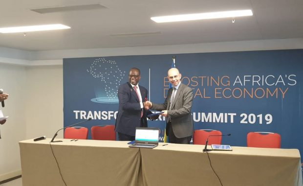 Do4Africa - Signature MOU - Tactis SmartAfrica