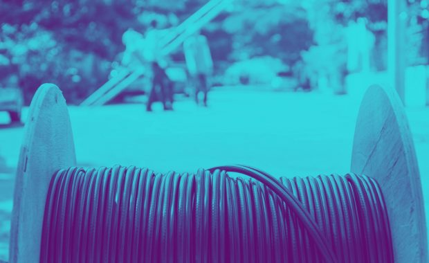 Tactis - Travaux fibre optique