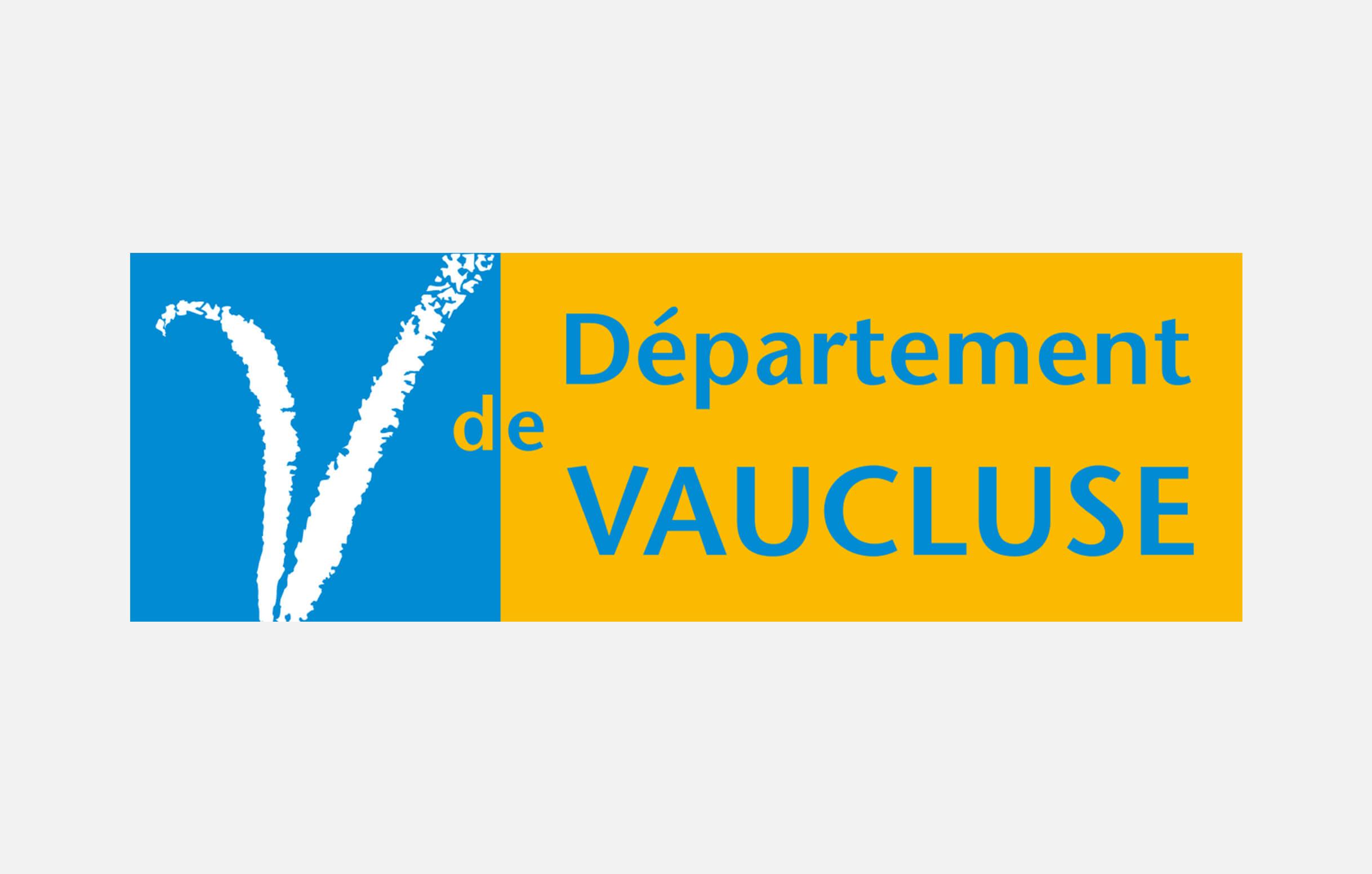 Departement vaucluse