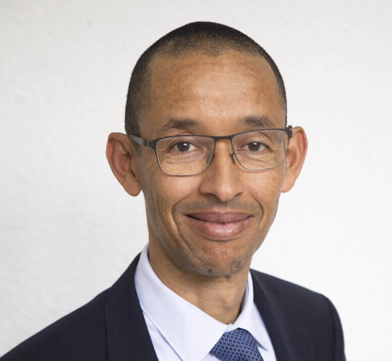 Tactis - Bernard Binagwaho - Directeur Afrique