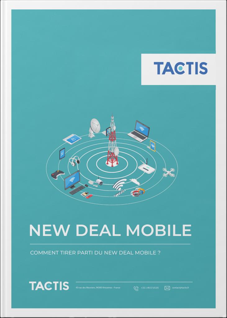 Tactis - New Deal Mobile - Téléchargez le livre blanc