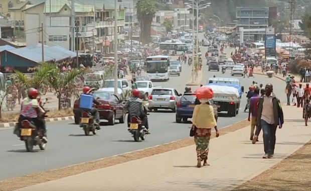 Tactis - Kigali, ville durable