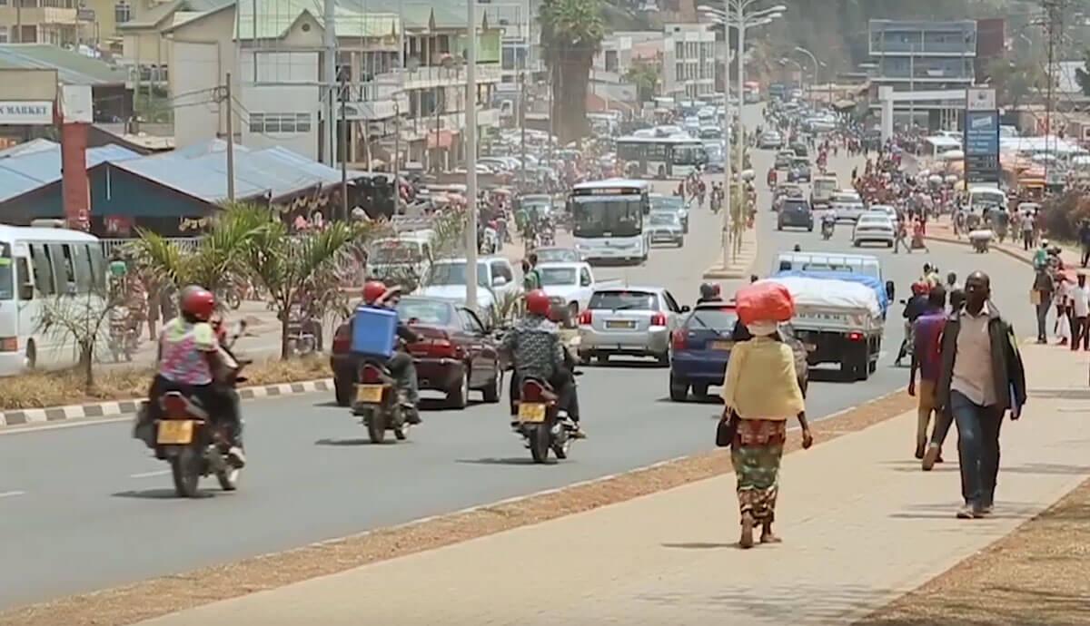 Tactis - Kigali, ville durable et Smart city