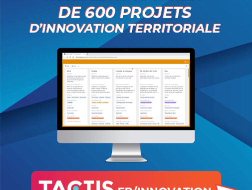 Tactis - Innovation territoriale
