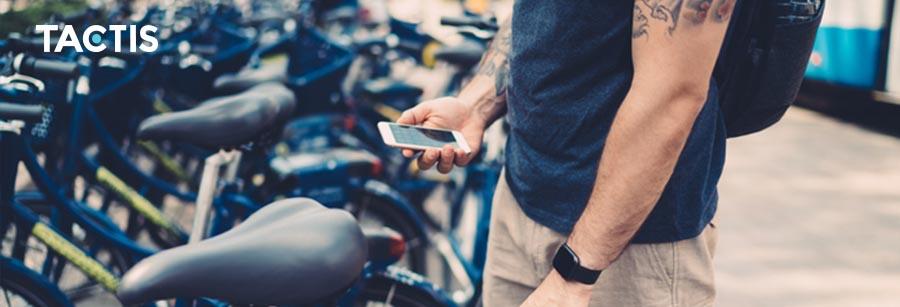 Usage numérique smart city