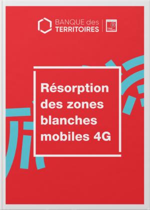 Tactis - Résorption des zones blanches mobiles 4G